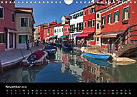 Burano - Insel in ihrem Farbenspiel (Wandkalender 2018 DIN A4 quer) - Produktdetailbild 11
