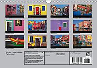 Burano - Insel in ihrem Farbenspiel (Wandkalender 2018 DIN A4 quer) - Produktdetailbild 13