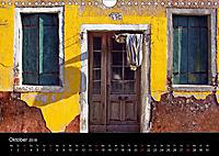 Burano - Insel in ihrem Farbenspiel (Wandkalender 2018 DIN A4 quer) - Produktdetailbild 10