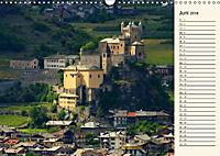 Burgen im Aostatal (Wandkalender 2018 DIN A3 quer) - Produktdetailbild 6