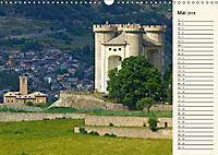 Burgen im Aostatal (Wandkalender 2018 DIN A3 quer) - Produktdetailbild 5