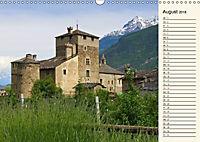 Burgen im Aostatal (Wandkalender 2018 DIN A3 quer) - Produktdetailbild 8