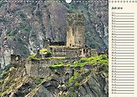 Burgen im Aostatal (Wandkalender 2018 DIN A3 quer) - Produktdetailbild 7