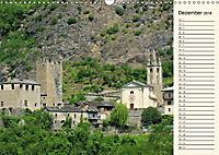 Burgen im Aostatal (Wandkalender 2018 DIN A3 quer) - Produktdetailbild 12