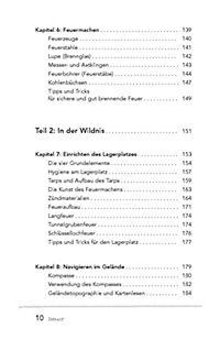 Bushcraft 101 - Überleben in der Wildnis - Produktdetailbild 5