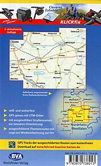 BVA Radwanderkarte Radwandern im Kreis Soest 1:50.000 - Produktdetailbild 1