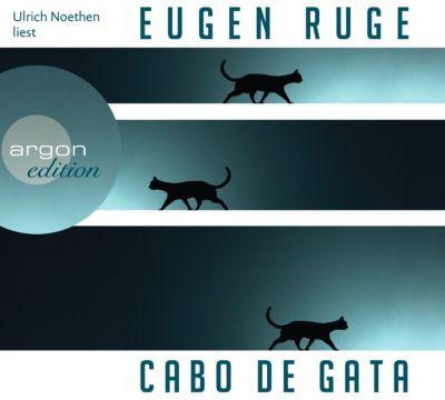 Cabo de Gata, 3 Audio-CDs, Eugen Ruge