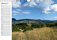 Camino di Assisi - FranziskuswegAT-Version (Wandkalender 2018 DIN A4 quer) - Produktdetailbild 2