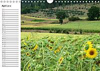 Camino di Assisi - FranziskuswegAT-Version (Wandkalender 2018 DIN A4 quer) - Produktdetailbild 4