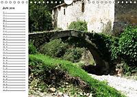 Camino di Assisi - FranziskuswegAT-Version (Wandkalender 2018 DIN A4 quer) - Produktdetailbild 6