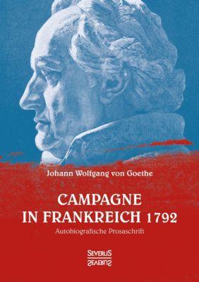 Campagne in Frankreich 1792, Johann Wolfgang von Goethe