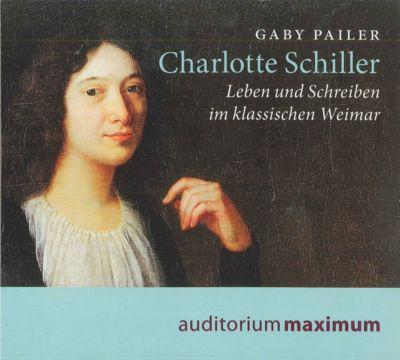 Charlotte Schiller, 2 Audio-CDs, Gaby Pailer