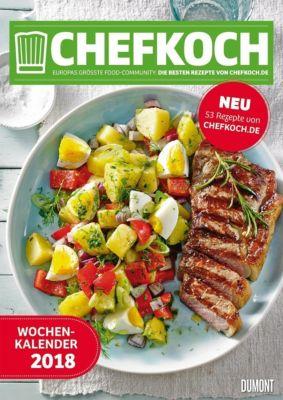 Chefkoch Wochenkalender 2018