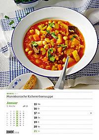 Chefkoch Wochenkalender 2018 - Produktdetailbild 1