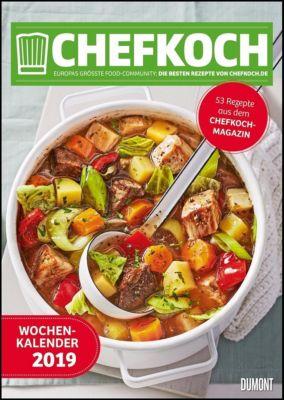 Chefkoch Wochenkalender 2019