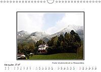 Chiemgauer Impressionen (Wandkalender 2018 DIN A4 quer) - Produktdetailbild 11