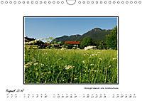 Chiemgauer Impressionen (Wandkalender 2018 DIN A4 quer) - Produktdetailbild 8