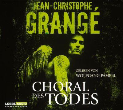 Choral des Todes, 6 Audio-CDs, Jean-Christophe Grangé