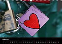 CHRISTINA - Namenskalender (Wandkalender 2018 DIN A3 quer) - Produktdetailbild 3