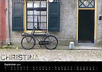 CHRISTINA - Namenskalender (Wandkalender 2018 DIN A3 quer) - Produktdetailbild 9