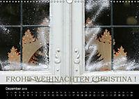 CHRISTINA - Namenskalender (Wandkalender 2018 DIN A3 quer) - Produktdetailbild 12