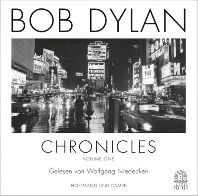 Chronicles, 5 Audio-CDs, Bob Dylan
