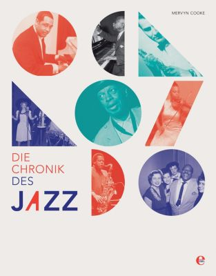 Chronik des Jazz, Mervyn Cooke