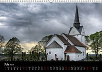 Churches of Norway (Wall Calendar 2018 DIN A3 Landscape) - Produktdetailbild 7