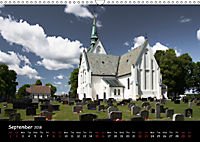 Churches of Norway (Wall Calendar 2018 DIN A3 Landscape) - Produktdetailbild 9