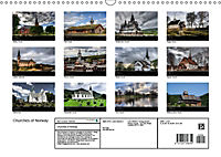 Churches of Norway (Wall Calendar 2018 DIN A3 Landscape) - Produktdetailbild 13