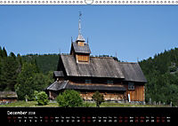 Churches of Norway (Wall Calendar 2018 DIN A3 Landscape) - Produktdetailbild 12