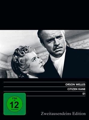 Citizen Kane, DVD
