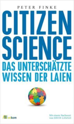 Citizen Science, Peter Finke