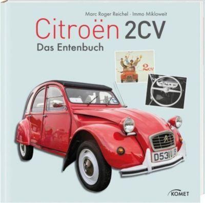 Citroen 2 CV, Marc Roger Reichel, Immo Mickloweit