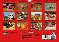Citroën 2CV - Ente rot (Wandkalender 2018 DIN A4 quer) - Produktdetailbild 13