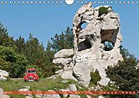 Citroën 2CV - Ente rot (Wandkalender 2018 DIN A4 quer) - Produktdetailbild 5