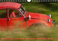 Citroën 2CV - Ente rot (Wandkalender 2018 DIN A4 quer) - Produktdetailbild 3