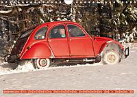 Citroën 2CV - Ente rot (Wandkalender 2018 DIN A4 quer) - Produktdetailbild 12