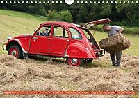 Citroën 2CV - Ente rot (Wandkalender 2018 DIN A4 quer) - Produktdetailbild 8