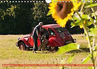 Citroën 2CV - Ente rot (Wandkalender 2018 DIN A4 quer) - Produktdetailbild 9