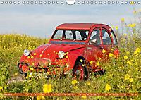 Citroën 2CV - Ente rot (Wandkalender 2018 DIN A4 quer) - Produktdetailbild 7