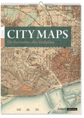 City Maps 2019
