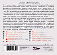 Classical Christmas Time!, 10 CDs - Produktdetailbild 1