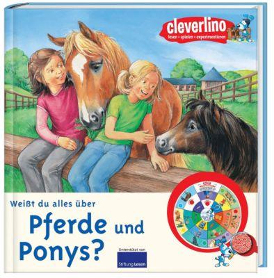 Cleverlino: Weißt du alles über Pferde und Ponys?