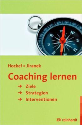 Coaching lernen, Curd-Michael Hockel, Heinz Jiranek