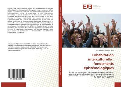 Cohabitation interculturelle : fondements épistémologiques
