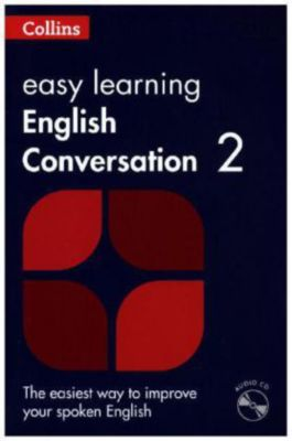 Collins Easy Learning English Conversation: Book 2, w. Audio-CD