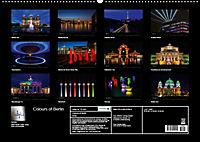 Colours of Berlin (Wandkalender 2018 DIN A2 quer) - Produktdetailbild 13