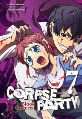 Corpse Party - Blood Covered, Toshimi Shinomiya, Makoto Kedouin