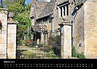 Cotswold Cottages (Wall Calendar 2018 DIN A3 Landscape) - Produktdetailbild 3